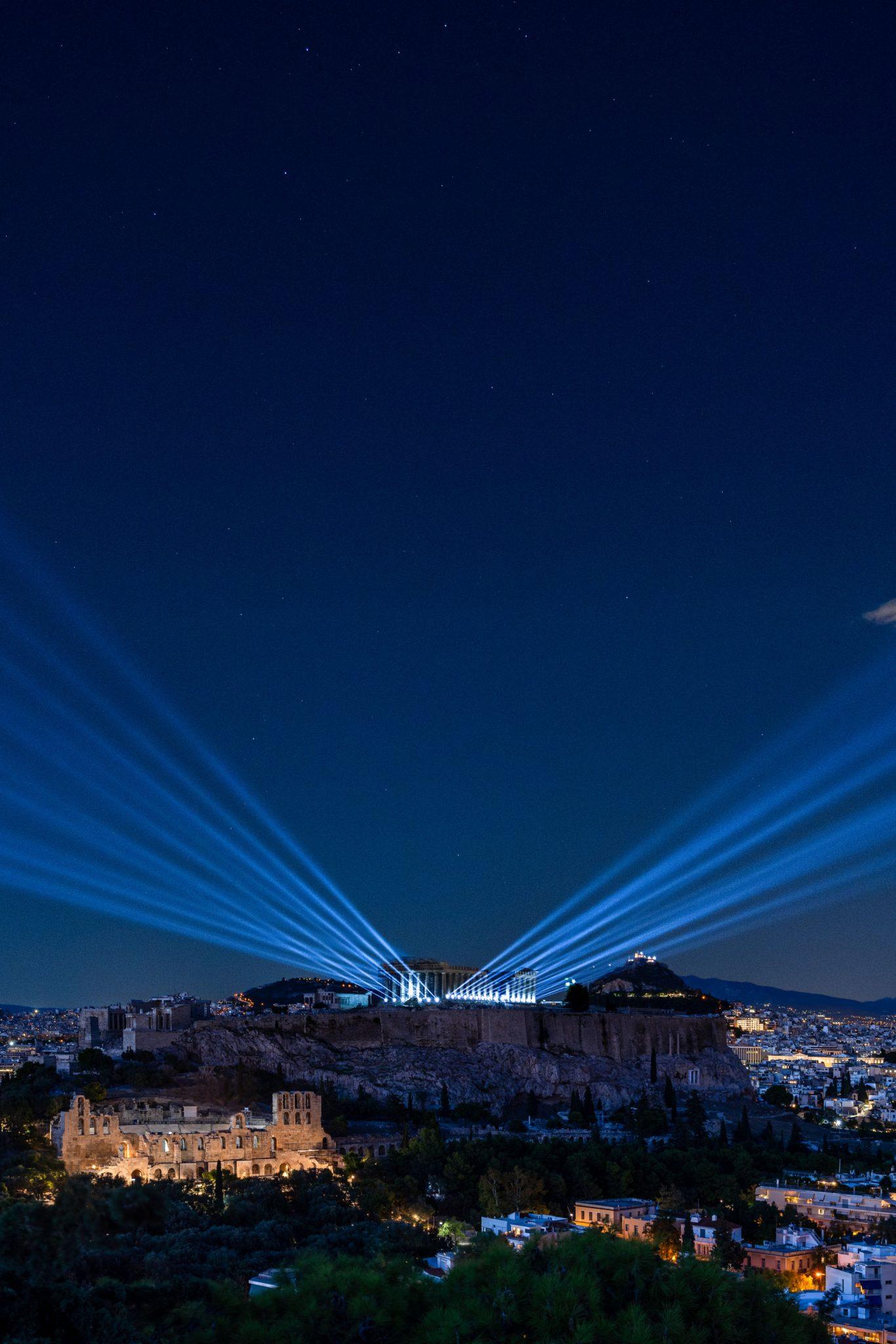Acropolis Launch Eleftheria Deko