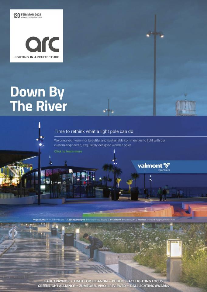 arc magazine issue 120 cover