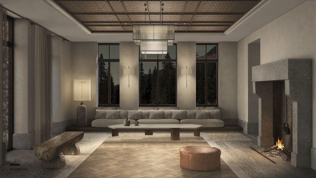Hotel Manna - Project in Progress