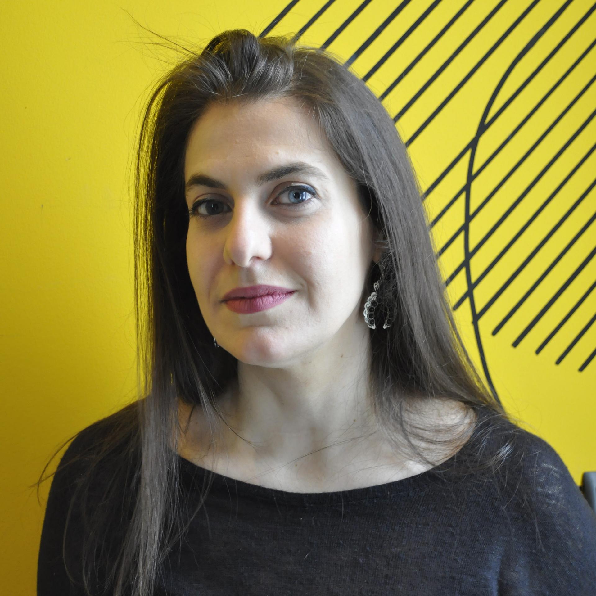 Betty Xirouxhaki