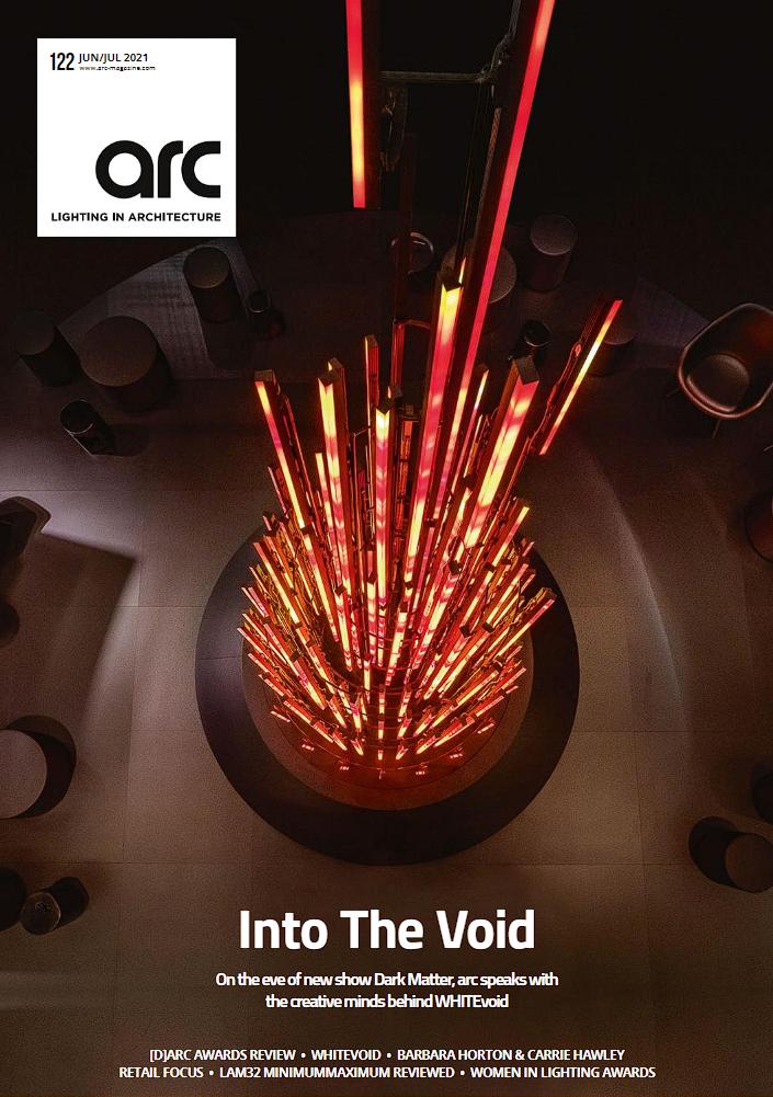 arc magazine issue 122cover